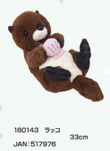 Lovely Marine Animals Soft Toy Sea Otter