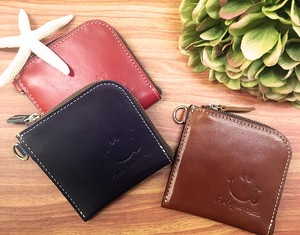 Genuine Leather Coin Case