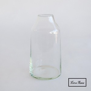 Glass Flower Vase Flare