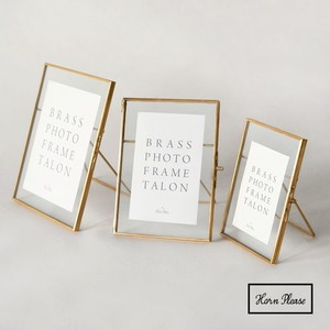 Brass Brass Photo Frame