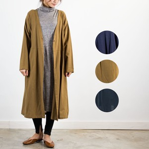 Knitted One-piece Dress Long Cardigan Set Ensemble 2018 A/W