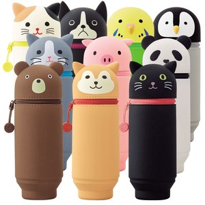 Washi Tape Present PuniLabo Stand Pencil Case BIG size