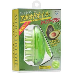 Avocado Oil Compounding Shampoo Brush