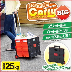 Folded Container Carry Big