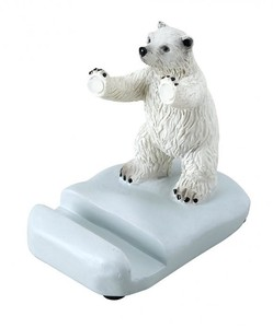 Smartphone Stopper Polar Bear