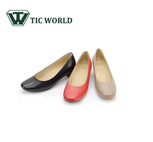 classico Natural Pumps Heel