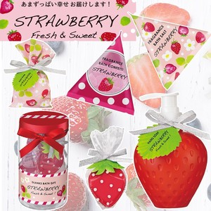Strawberry Aroma Bib Strawberry Hand Soap