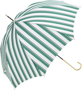 S/S Stick Umbrella Bold Stripe
