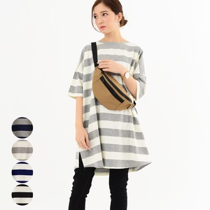 Cotton Border Dolman Over Tunic mitis