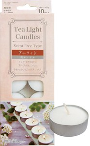 Tea Light Candle 10 Pcs