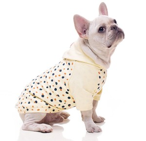Pet Product Colorful Dot Hoody Dog cat Exclusive Use