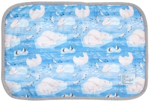 Pillow Pad Polar Bear Light blue