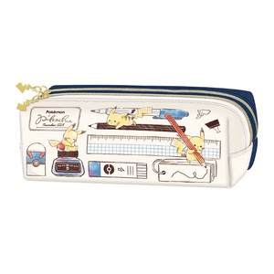 Twin Fastener Pencil Case Stationery