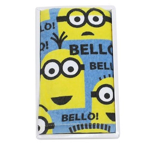 Face Towel Minions Towel Gift