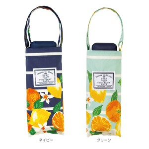 S/S Tote Bag Fruit Border