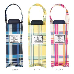 S/S Tote Bag Madras Checkered
