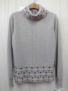 Wool Turtle Knitted Pullover