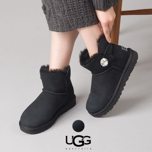 UGG (アグ) / W MINI BAILEY BUTTON BLING 【1016554】ミニ ベイリー ボタン ブリング