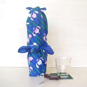 Blue Flag Wrapping Cloth