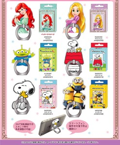 Character Smartphone Ring