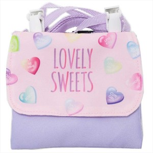 Pouch Pouch Candy Shoulder Attached Pocket Pouch Pastel Series