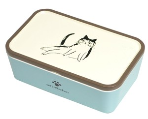 CAT'S Whiskers ランチBOX BL