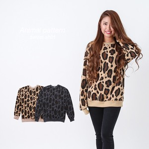 Ladies Leopard Sweatshirt