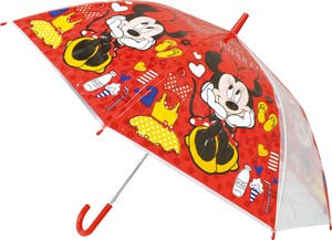 Kids One push Umbrellas Minnie
