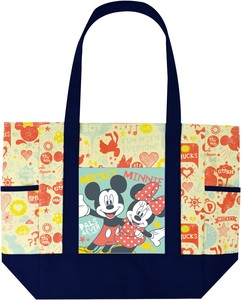 Disney Cold Insulation Bag Tote Mick Minnie