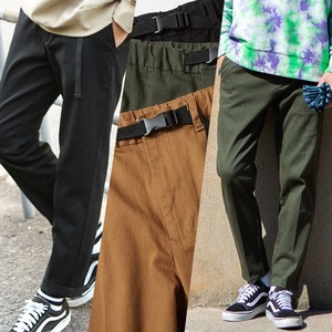 S/S Men's Cotton Stretch Pants