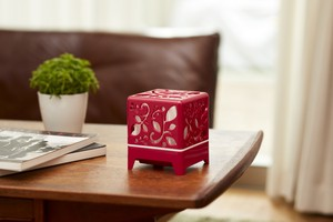 Cube Wine Red New Color Electrical humidifier