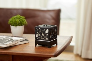 Cube Black New Color Electrical humidifier