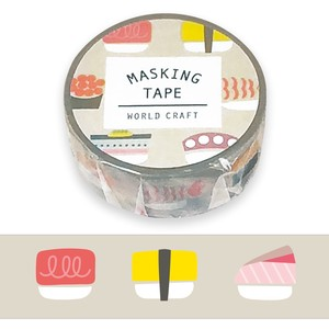 Washi Tape Sushi Wrapping Decoration Notebook Washi Tape Craft Gift