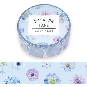 Washi Tape Wrapping Notebook Gift Decoration Flower Christmas