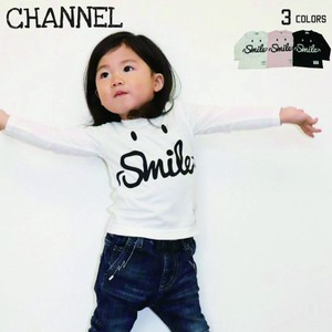 SMILE Long T-shirt