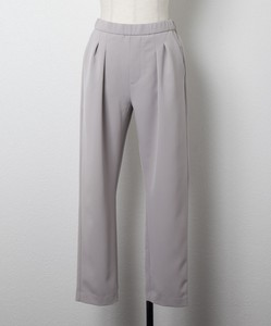 [2019NewItem] Cage Tuck Tapered Pants