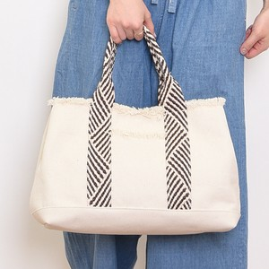 Tape Handle Canvas Bag
