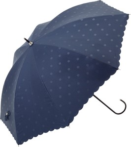 S/S All Weather Umbrella Stick Umbrella Dot Cut