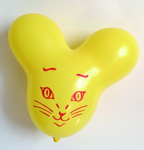 Balloon Cat