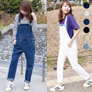 S/S Club Denim Overall