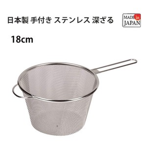 Attached Stainless 18cm PEARL KINZOKU