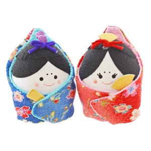 Doll Japanese Paper Crape Matsuri Hina-Doll Days For Girls