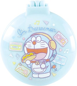 Doraemon Round shape Mirror Brush Pop Doraemon