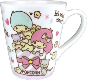 Sanrio Slim Mug Little Twin Star Snack