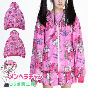 Hoody Thin Pink Sub Culture
