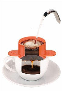 Convenient Authentic Drip Coffee Paper Filter Coffee Dripper