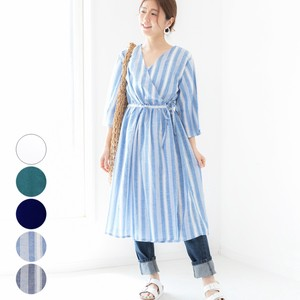 [2019NewItem] Long Robe One-piece Dress mitis