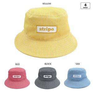 [2019NewItem] Color Hickory BUCKET HAT