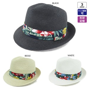 Three Steps Aloha Felt Hat