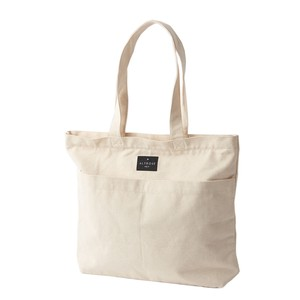 Canvas Tote Bag Ladies Bag Fastener